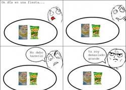 Enlace a Palitos + Cheetos