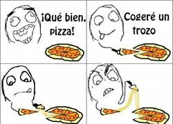 Enlace a Pizza troll