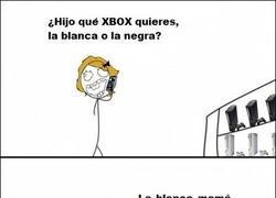 Enlace a La XBOX negra