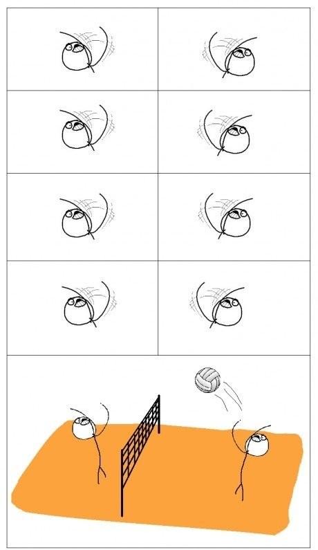desk flip,furiosos,partido,volley