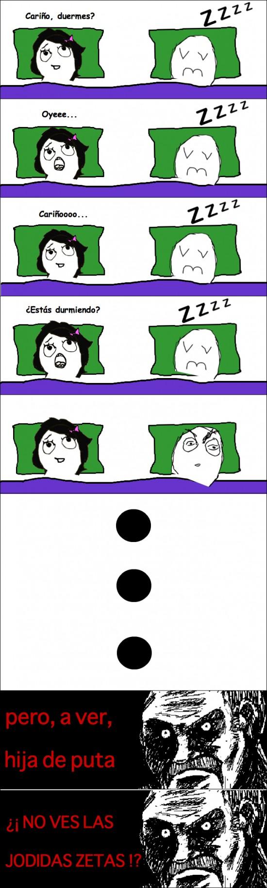 Mirada_fija - ¿Duermes?