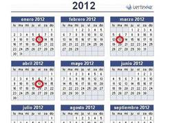 Enlace a Este año pinta mal, muchos martes y viernes 13