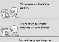 Enlace a Me gusta la religión