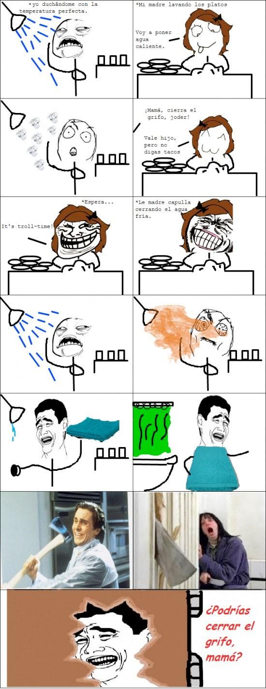 Yao - Cuando estoy en la ducha