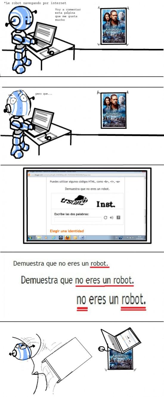 captcha,desk flip,mesa voladora,ordenador,yo robot