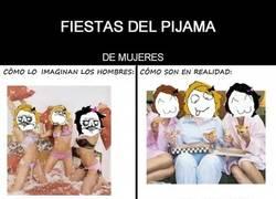 Enlace a ¡¡Fiesta pijamaaa!!