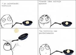 Enlace a La tortilla