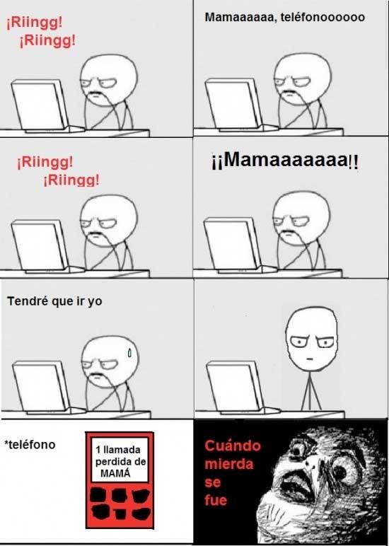 Inglip - ¡¿¿Mamá??!