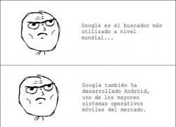 Enlace a Reflexiones sobre Google