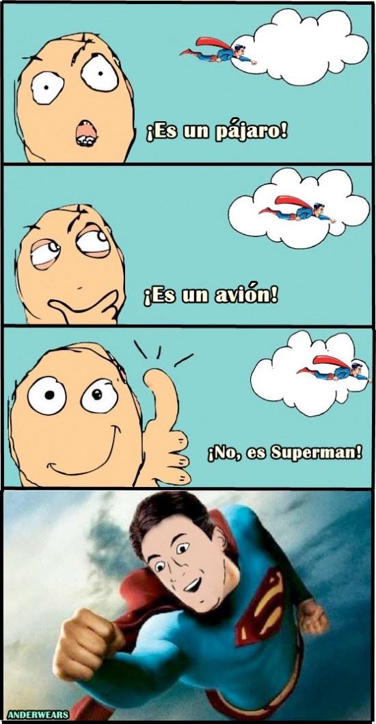 No_me_digas - No, es Superman