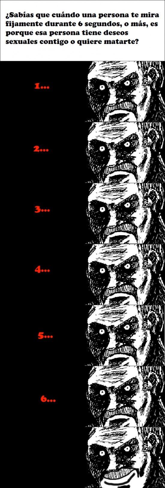 Mirada_fija - Los 6 segundos más perturbadores de tu vida