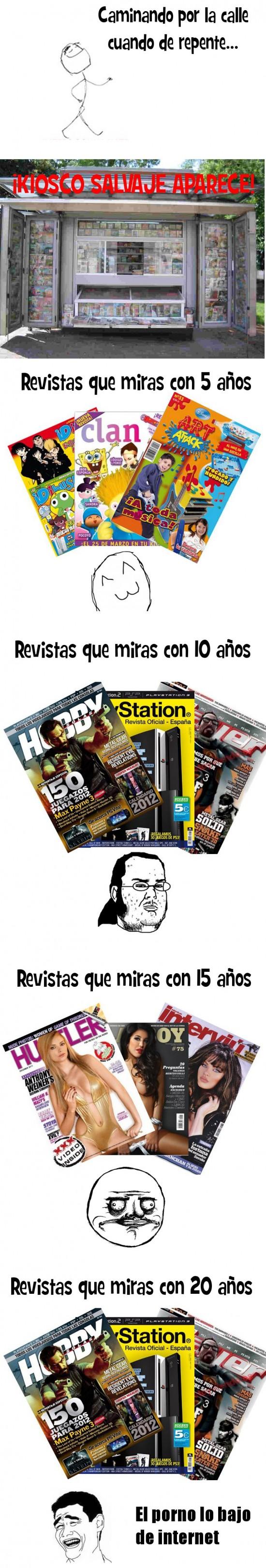 Yao - Las revistas de mi vida