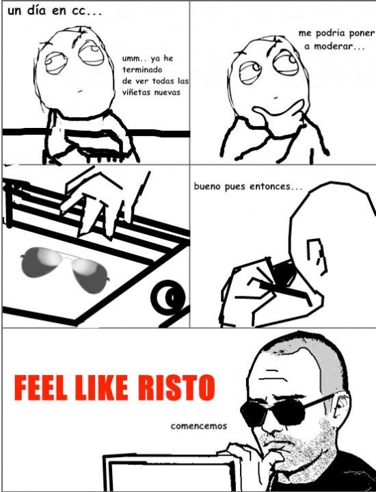 Otros - Feel like Risto