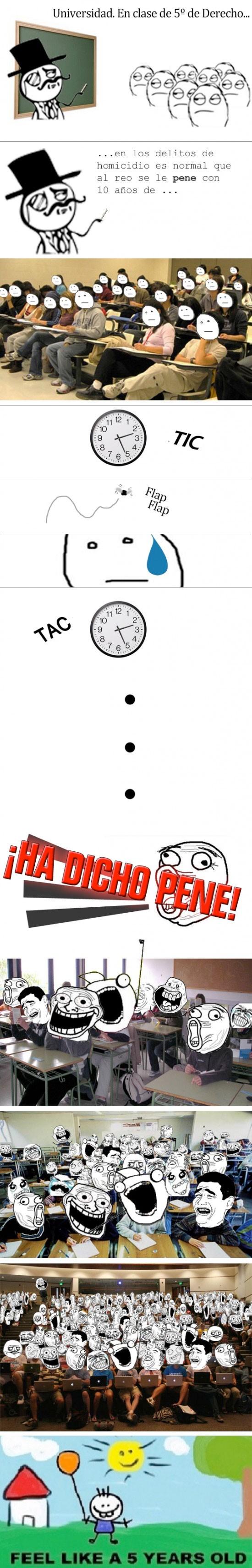 Like_a_5_years_old - Clase de Derecho