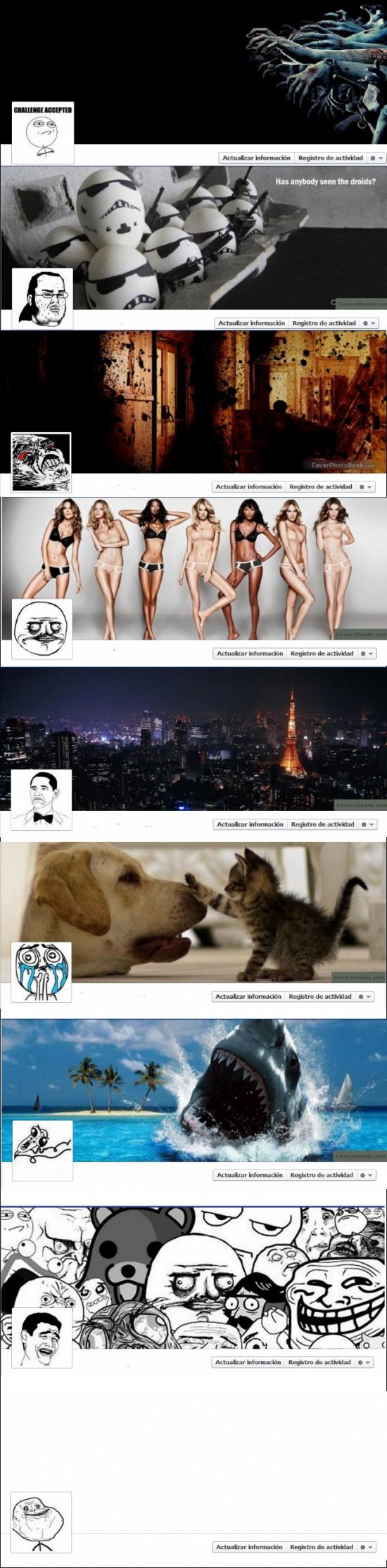 Mix - Memes y sus Portadas en Facebook