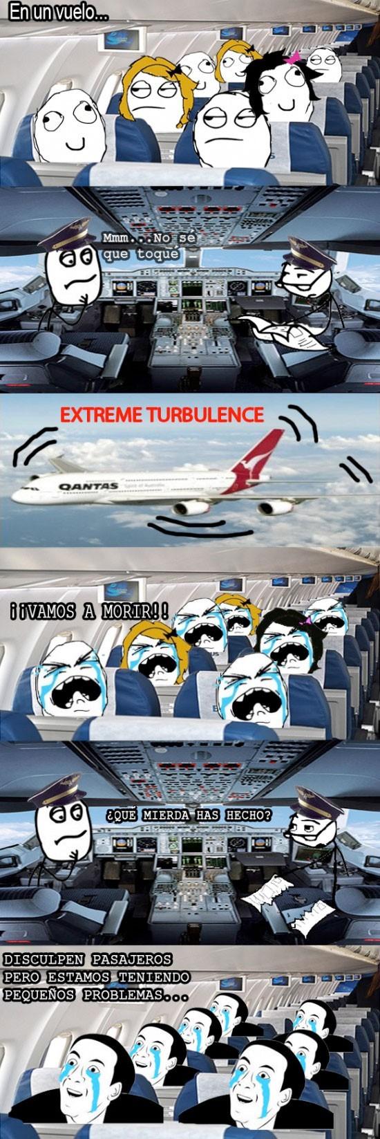 No_me_digas - Durante el vuelo