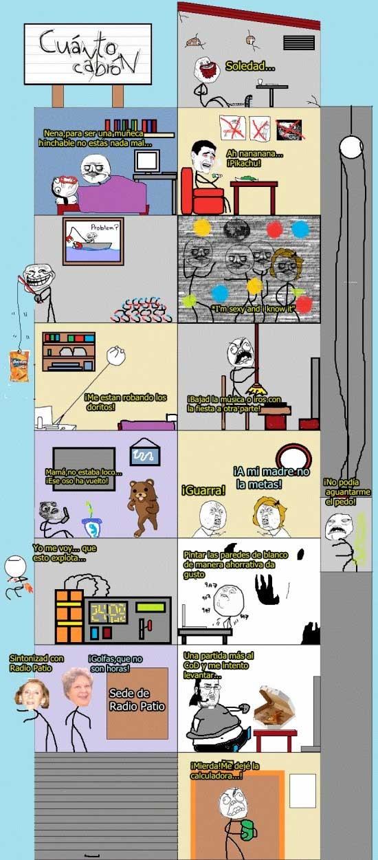 13 rue del percebe,cc,comunidad,edificio,memes,mix,personajes,vecinos