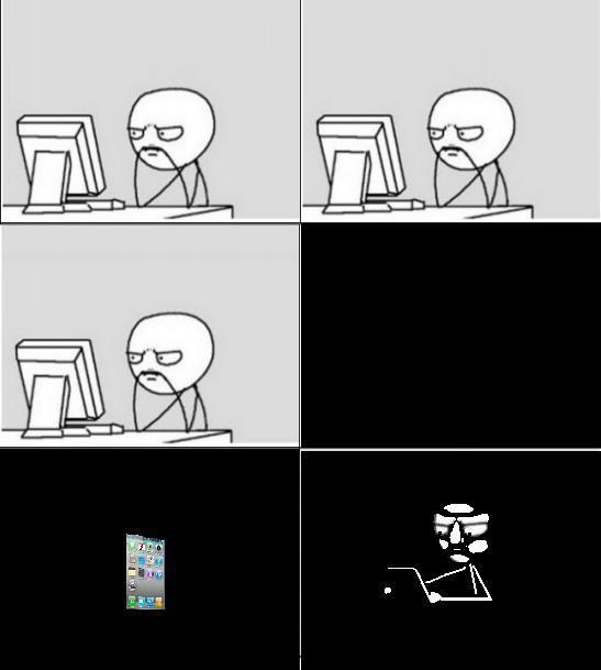 Computer_guy - Cuando se va la luz, no hay nada como un tablet