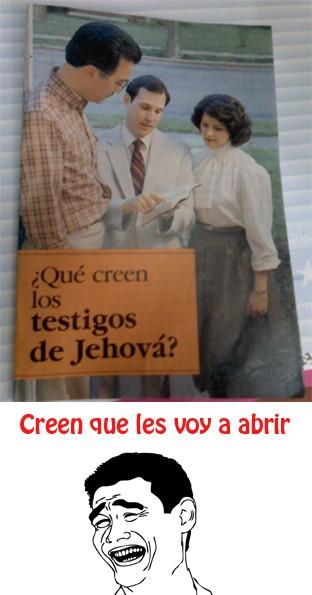 Yao - ¿Qué creen los testigos de Jehová?