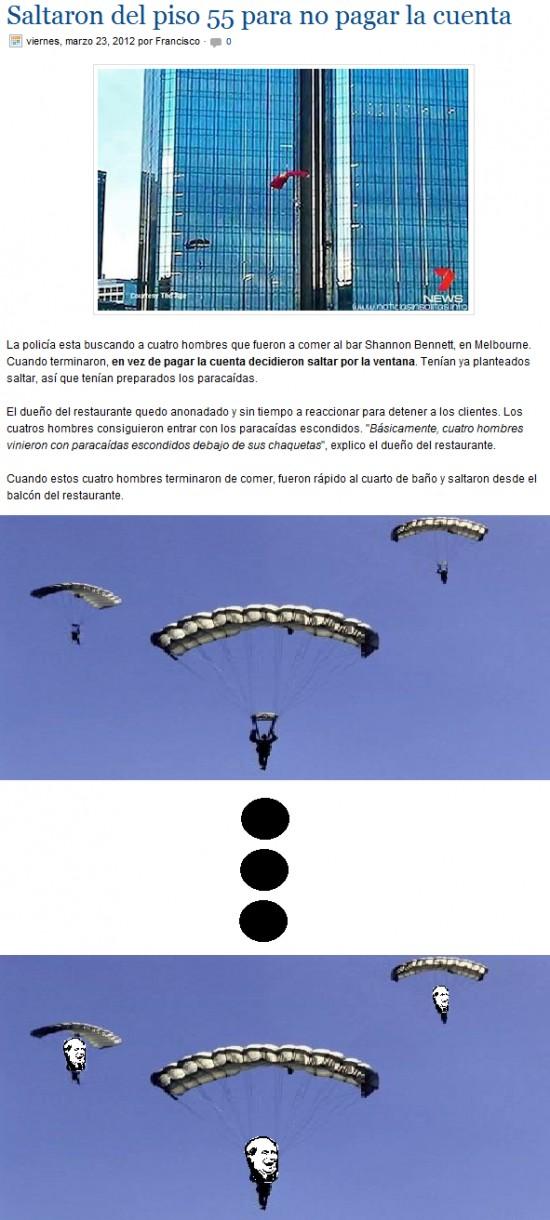 Its_free - Paracaídas Free