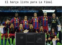 Enlace a El Barça ya está listo para la final