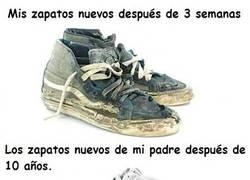 Enlace a Los zapatos de mi padre