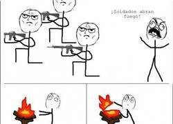 Enlace a ¡Abran fuego!