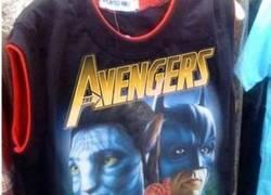 Enlace a ¿Avengers?