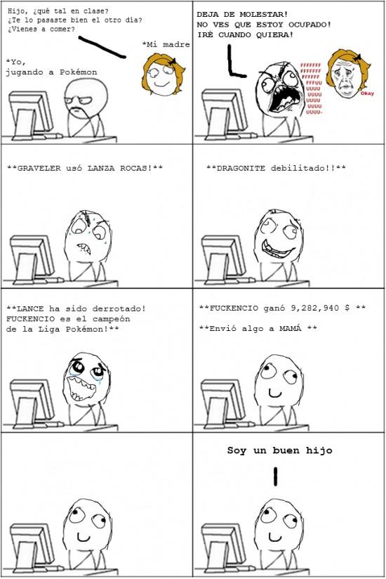 Computer_guy - Buen hijo