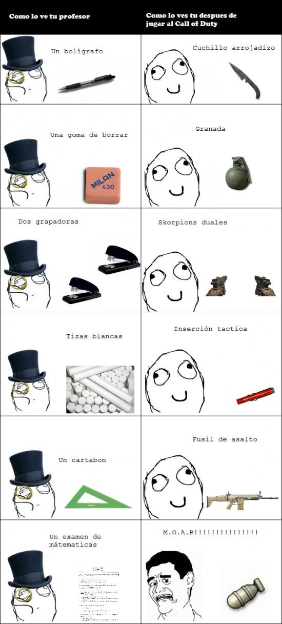 clase,happy,mw3,perspectivas,profesor,sir,yo
