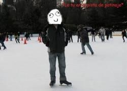 Enlace a Patinaje sobre hielo