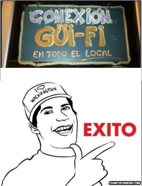 Exito,Gui-fi,Wifi