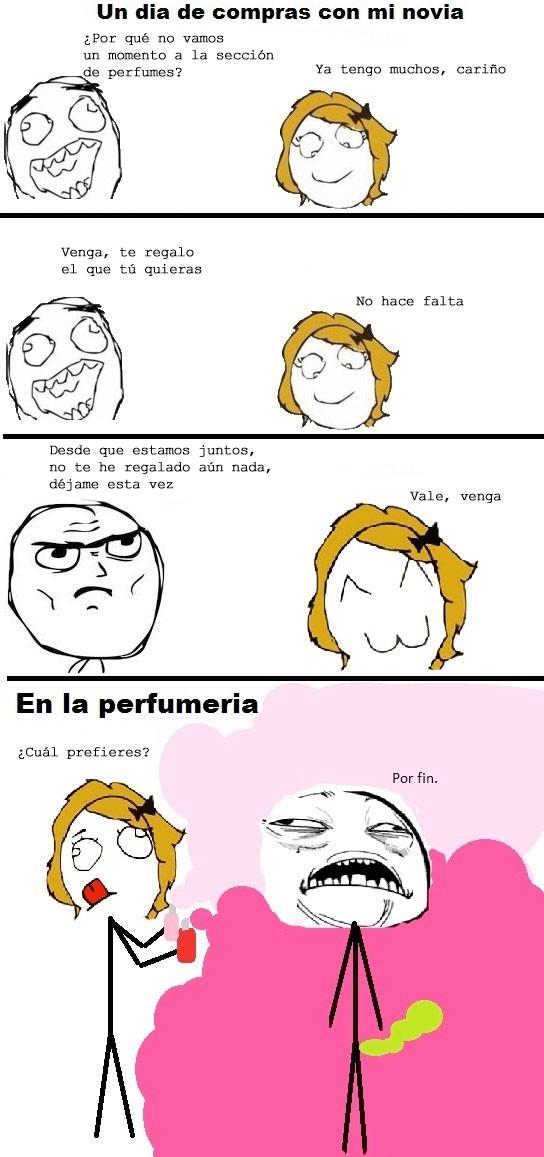 Mix - ¿Qué perfume quieres?