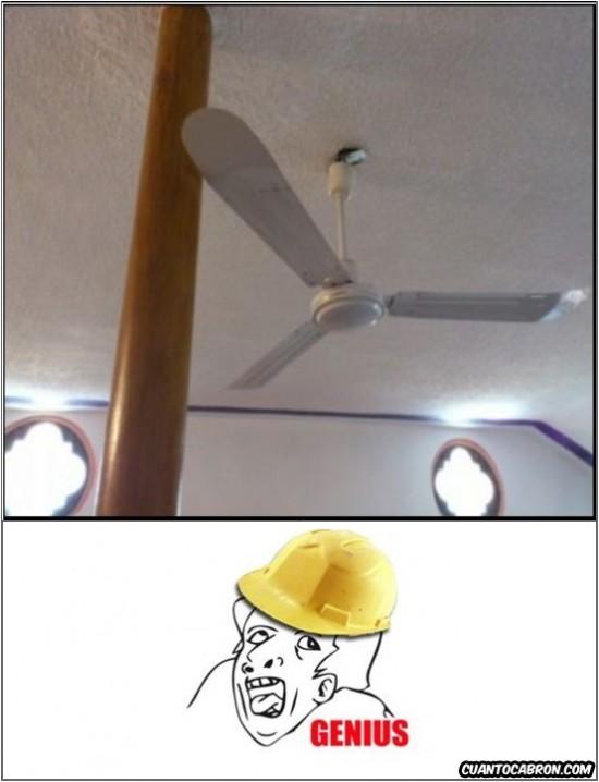 genius,poste,ventilador