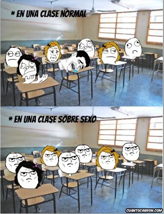 Otros - Atención en clase