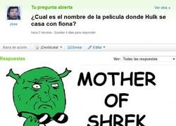 Enlace a Mother of Shrek