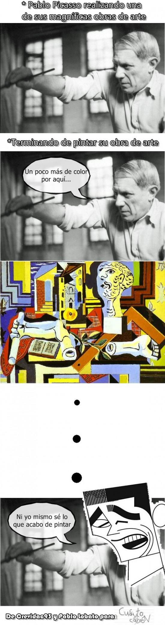 Yao - Yao Picasso