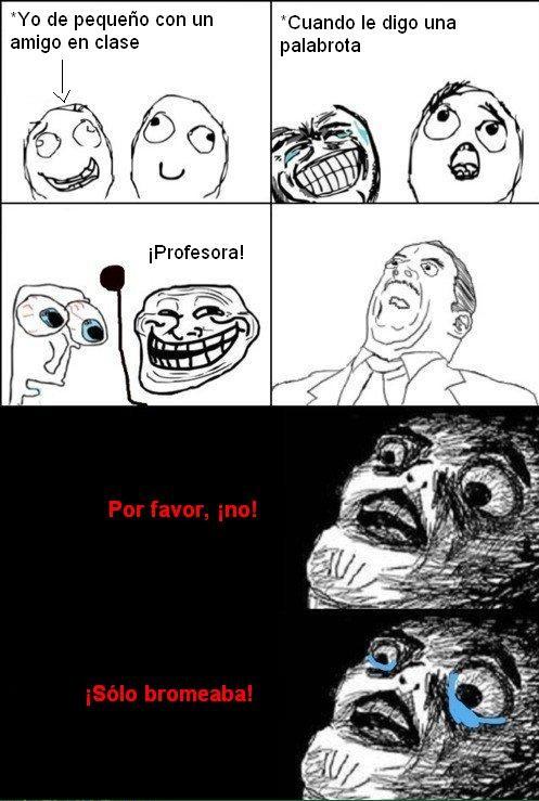 clase,palabrotas,profesora