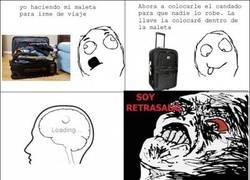 Enlace a Haciendo la maleta