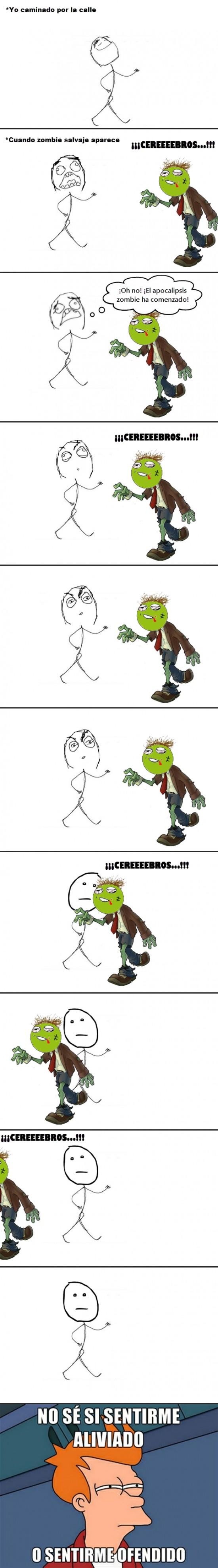 Fry - Indirecta de un zombie