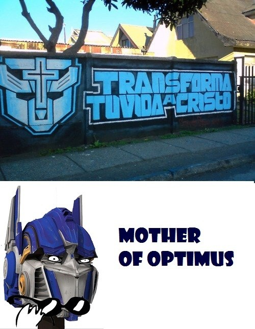 Mother_of_god - Mother of optimus