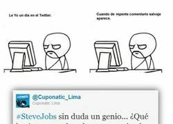 Enlace a Mother of Steve Jobs