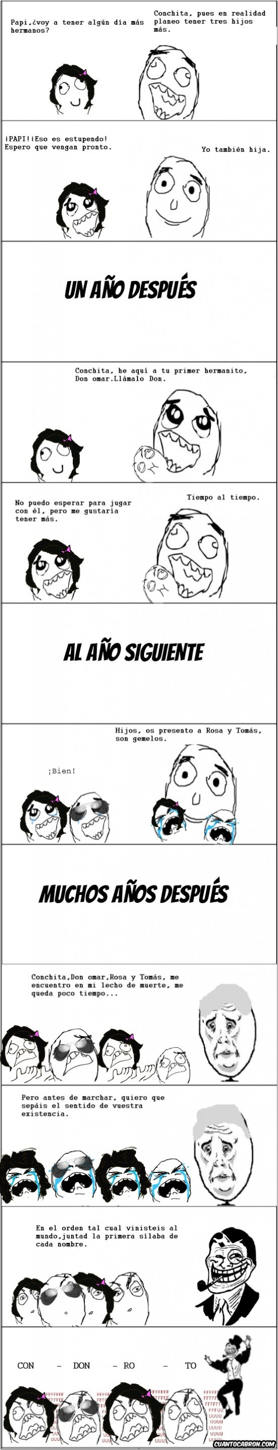 conchita,condon,don omar,padre,roto,troll