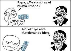 Enlace a Nunca un iPhone había estado tan fuera del alcance...