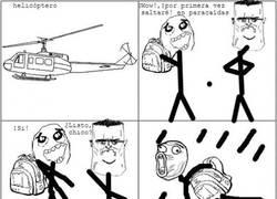 Enlace a Paracaídas Troll
