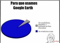 Enlace a Por qué usamos Google Earth
