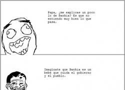 Enlace a La explicación de Bankia