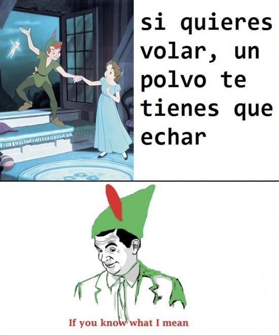 Otros - La verdad de Peter Pan