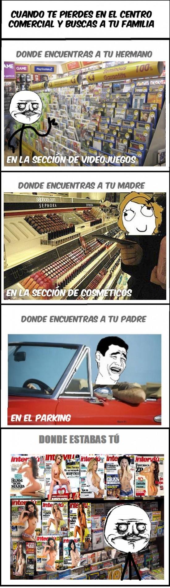 Me_gusta - En el supermercado