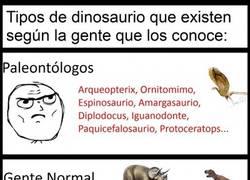 Enlace a ¿Y tu, qué especies de dinosaurios te conoces?